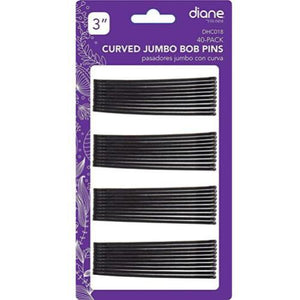 Diane Curved Jumbo Bobby Pins