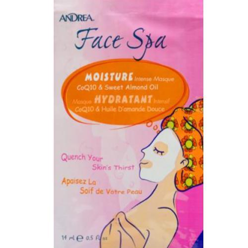 Andrea Face Spa Moisture Intense Masque 14g/0.5oz - 1 Packet