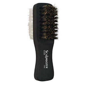 Scalpmaster 2-Sided Hair Clipper Cleaning Brush