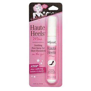 Hollywood Fashion Secrets Haute Heels Mini Foot Spray