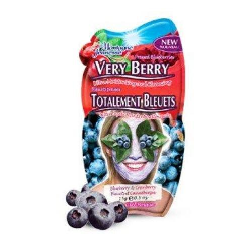 Montagne Jeunesse Very Berry Mud Masque