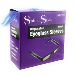 Soft N Style Disposable Eyeglass Sleeves