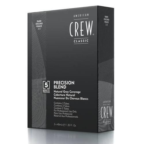 American Crew: Precision Blend- Dark - beautysupply123