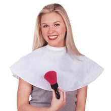 Load image into Gallery viewer, Scalpmaster Nylon Make-Up Cape- White