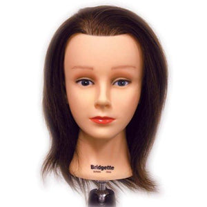 Celebrity Bridgette Human Hair Manikin