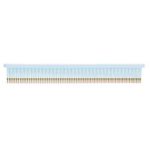Diane Mebco Touch Up Comb- Light Blue