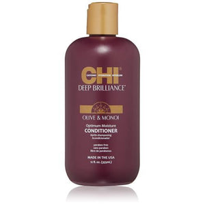 CHI Deep Brilliance Moisture Conditioner 12 Fl Oz