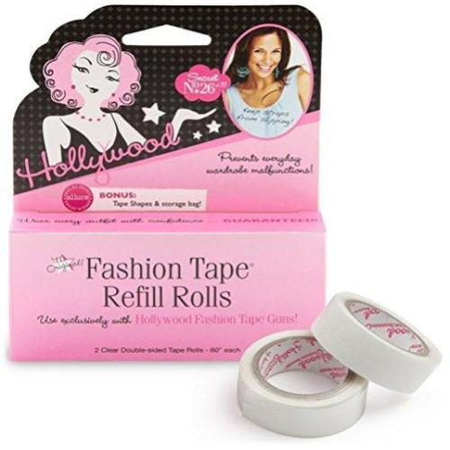 Hollywood Fashion Secrets 2 Piece Fashion Tape Gun Refill