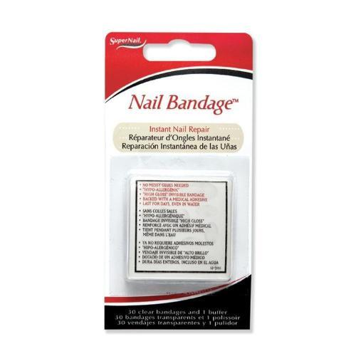 Supernail Nail Bandage 30 ct - beautysupply123