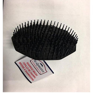 Scalpmaster Shampoo Brush- Black