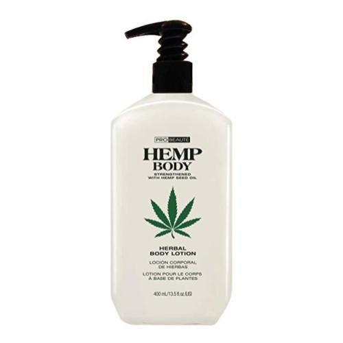 Pro Beaute Hemp Body Lotion