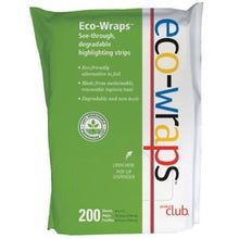 Load image into Gallery viewer, Eco-Wraps See-through Degradable Highlighting Strips - 200 Sheets