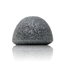 Load image into Gallery viewer, Wash Beauty Co. Bamboo Charcoal Konjac Sponge