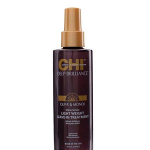 CHI Deep Brilliance Serum Light Weight Leave-in Treatment, 3 Fl Oz