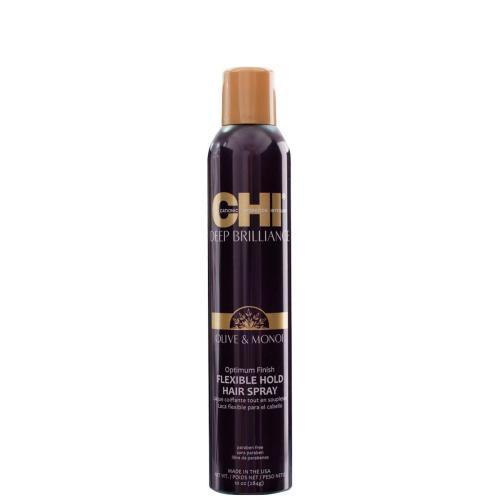 CHI Deep Brilliance Flexible Hold Spray, 10 oz