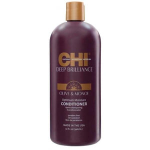 CHI Deep Brilliance Moisture Shampoo, 32 Fl Oz