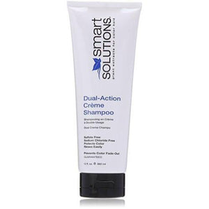Smart Solutions Dual Action Creme Shampoo 12 oz