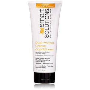 Smart Solutions Dual Action Creme Conditioner 8 oz