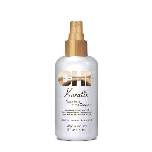 Chi Keratin Weightless Leave In Conditioner 6oz - beautysupply123