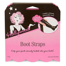 Load image into Gallery viewer, Hollywood Fashion Secrets Boot Strap- 1 Pair