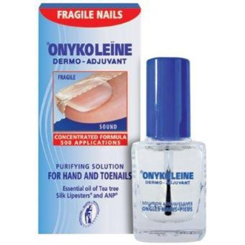 Onykolenine Purifying Nail Solution for Hands and Toes 10ml