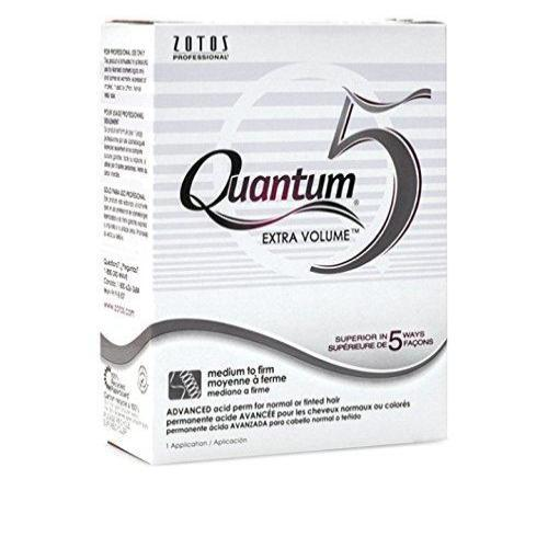 Quantum 5 Extra Volume Medium To Firm Advance Acid Perm
