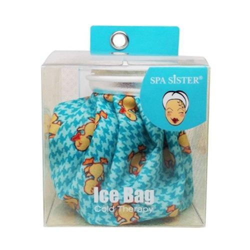 Spa Sister Reusable Hot and Cold Bag, Yellow Ducks