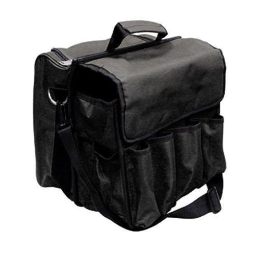 City Lights Studio Pro Multi-compartment Tool Bag, Black