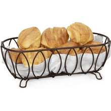 Load image into Gallery viewer, Spectrum Leaf Bread Basket