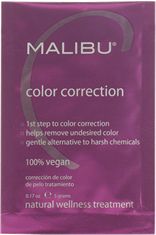Malibu COLOR CORRECTION TREATMENT box of 12 - beautysupply123