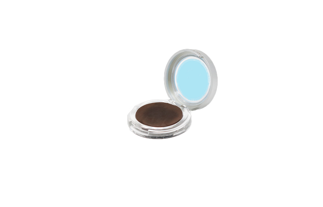 Mimic Color Dark Brown Root Cover Up Compact Refill