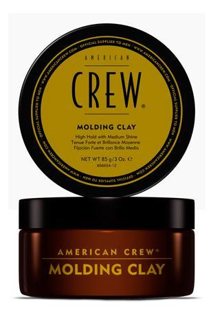 American Crew Molding Clay  3.0 oz - beautysupply123