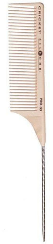 Cricket Silkomb Pro #55 Wide Tooth Rattail Comb - beautysupply123 - 1