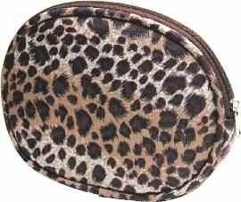 Kingsley Leopard Print Cosmetic Bag 6