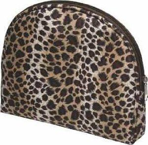 Leopard Print Cosmetic Bag 9