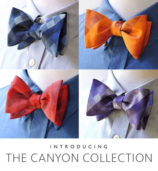 Canyon Collection Bow Ties