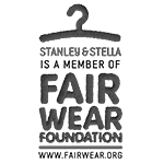 Fair wear foundation: Stanley/stella fair wear label, print on demand.