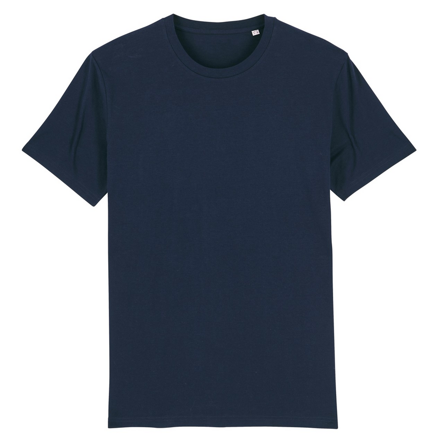 T-shirt Stanley/Stella Creator - 100% coton bio - Bleu marine - Print on demand from Europe | T-Pop