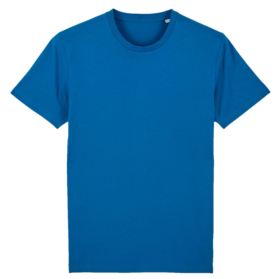 T-shirt Stanley/Stella Creator - 100% coton bio - Bleu roi - Print on demand from Europe | T-Pop