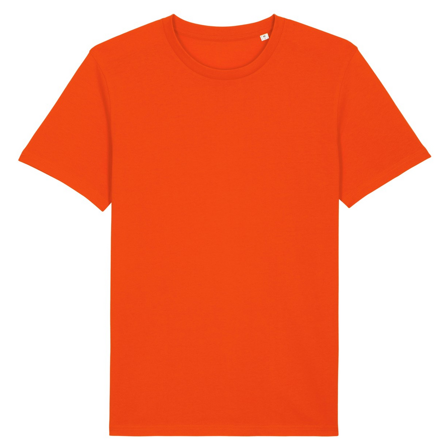 T-shirt Stanley/Stella Creator - 100% coton bio - Orange - Print on demand from Europe | T-Pop