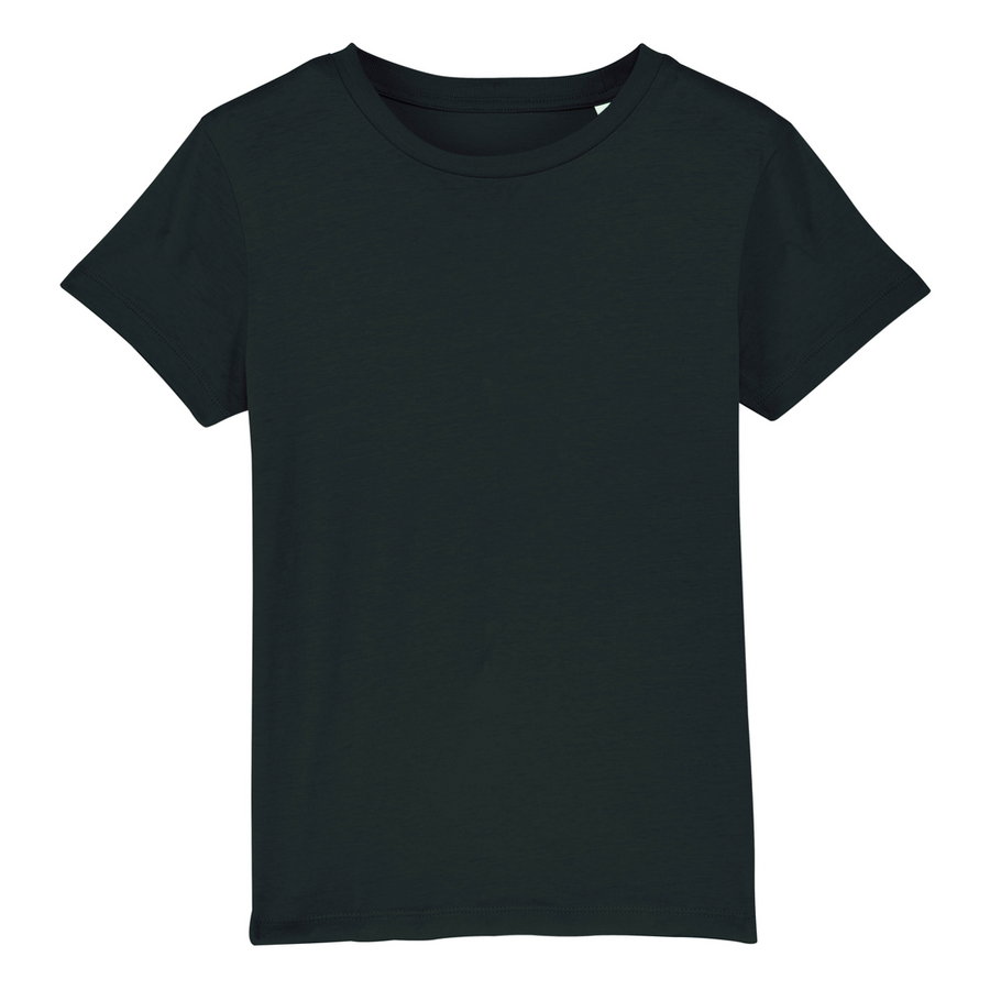T-shirt enfant Stanley/Stella Mini creator - 100% coton bio - Noir - Print on demand from Europe | T-Pop
