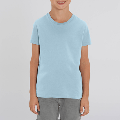 T-shirt enfant Stanley/Stella Mini creator - 100% coton bio- Print on demand from Europe | T-Pop