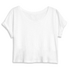 Crop Top Femme 100% Coton BIO - Mantis- Print on demand from Europe | T-Pop