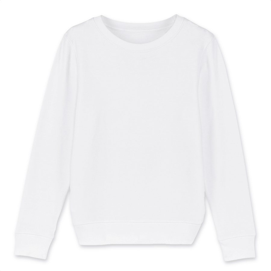 Sweat-shirt enfant Stanley/Stella - BIO - Mini Changer- Print on demand from Europe | T-Pop