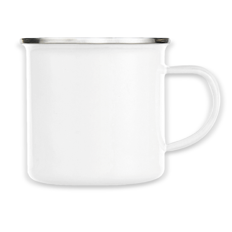 Mug en métal émaillé- Print on demand from Europe | T-Pop