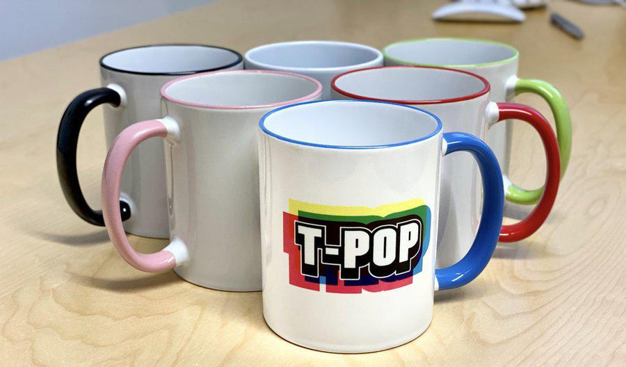 Mug céramique - - Print on demand from Europe | T-Pop