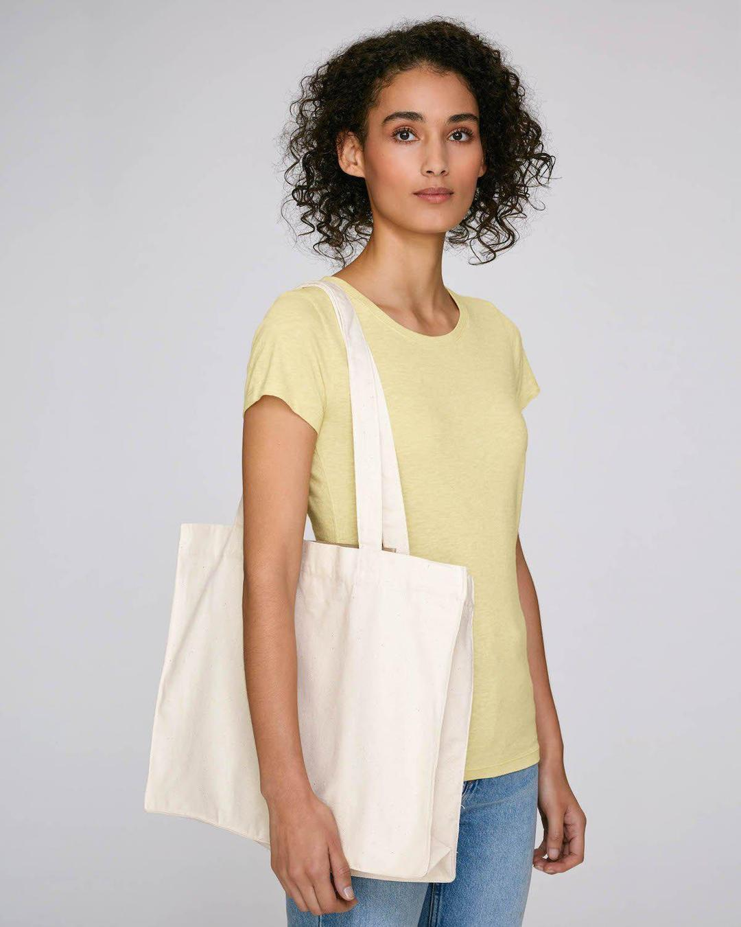 Sac shopping - Coton Bio - STANLEY/STELLA- Print on demand from Europe | T-Pop