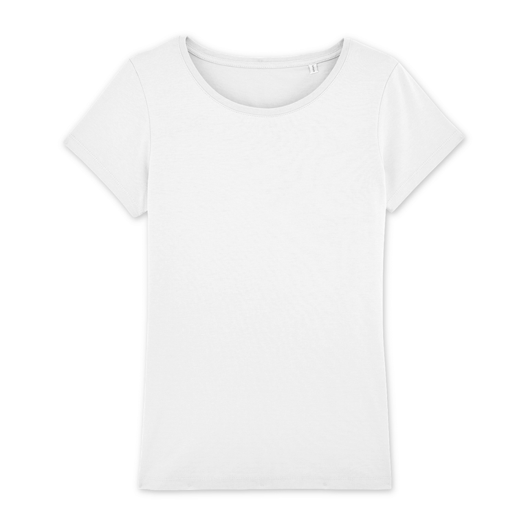 T-shirt Femme Stanley / Stella - 100% Coton BIO - Wants- Print on demand from Europe | T-Pop