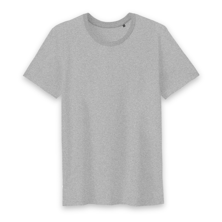 T-shirt Homme 100% Coton BIO - B&C- Print on demand from Europe | T-Pop