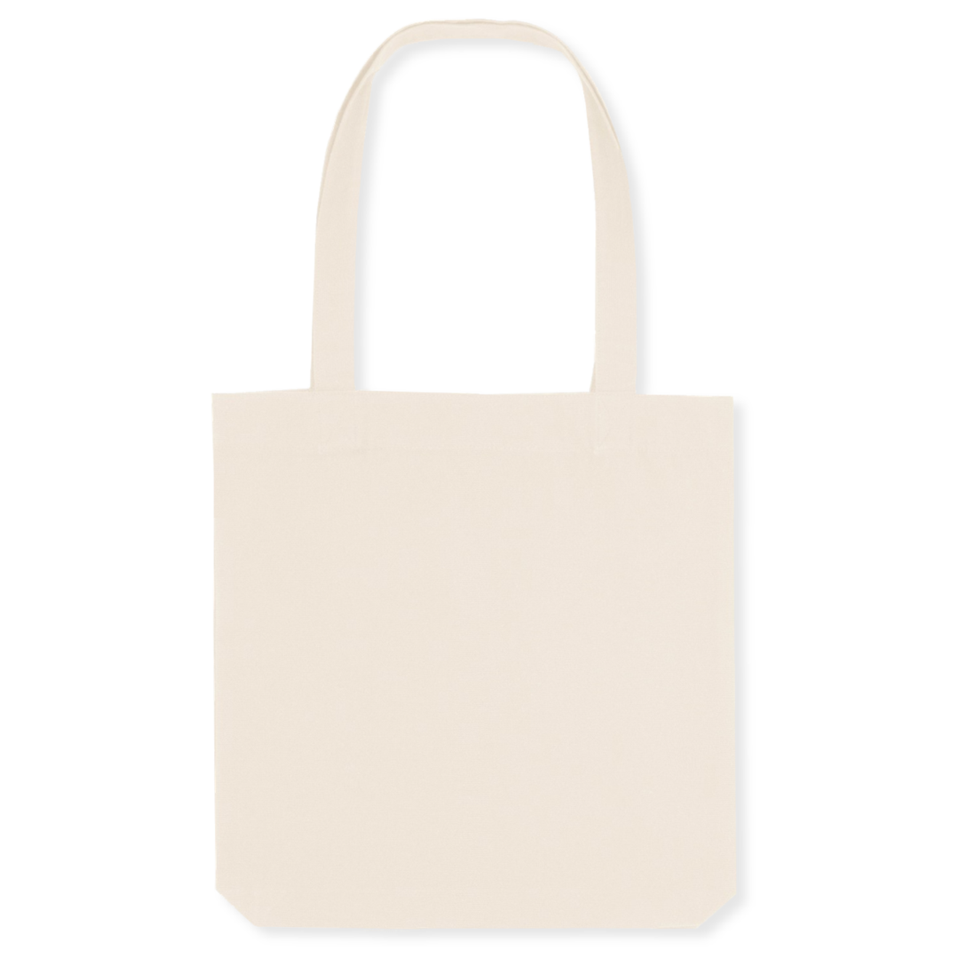 Totebag - Coton Bio - STANLEY/STELLA- Print on demand from Europe | T-Pop